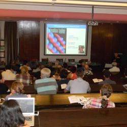 YUCOMAT 2017 Photos - Plenary sessions