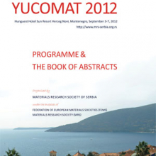Fourteenth Annual Conference YUCOMAT 2012
