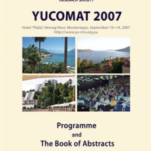 The Ninth Annual Conference YUCOMAT 2007