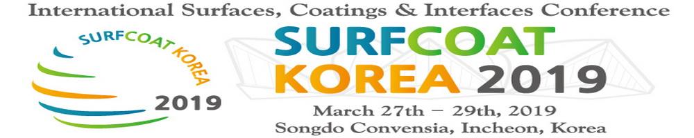 SurfCoat Korea 2019