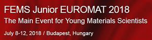 Junior EUROMAT 2018