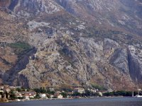 21 Walls above Old Kotor