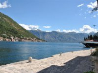 21 View from Lady of the Rock island towards Perast