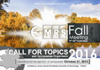 2016 E-MRS Fall Meeting