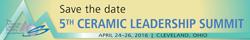 5th Ceramic Leadership Summit (CLS 2016)