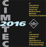 CIMTEC 2016 - 7th Forum on New Materials