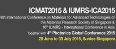 ICMAT2015 & IUMRS-ICA2015
