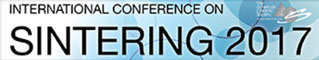 International Conference on Sintering (Sintering 2017)